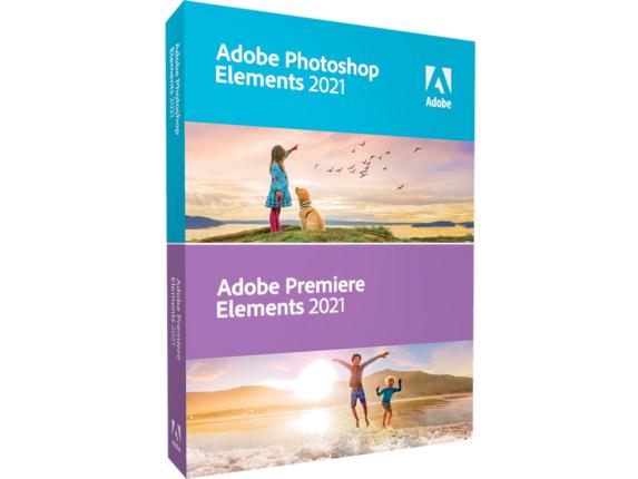 Adobe Photoshop Elements 2021 & Premiere Elements 2021 - 1 Device|65314311