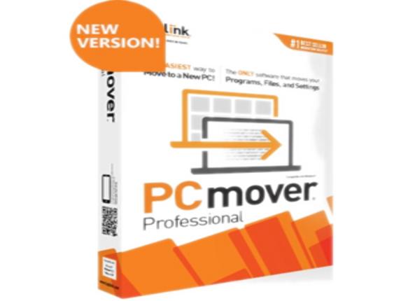 Laplink PCmover v. 11.0 Professional - 1 User|PAFGPCMP0B000P0RTDML