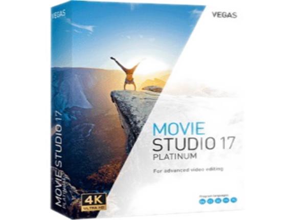 Magix VEGAS Movie Studio v.17.0 Platinum|ANR009759HP