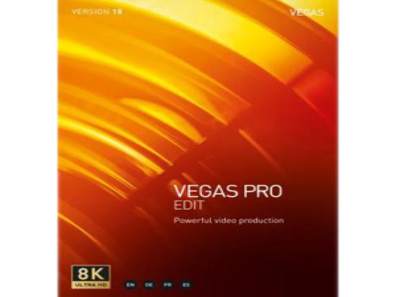 Magix VEGAS Pro v.18.0 Edit ANR009929HP