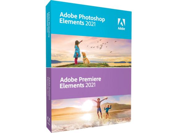 Adobe Photoshop Elements 2021 Student & Teacher Edition & Premiere Elements 2021 Student & Teacher Edition - 1 Device|65314256