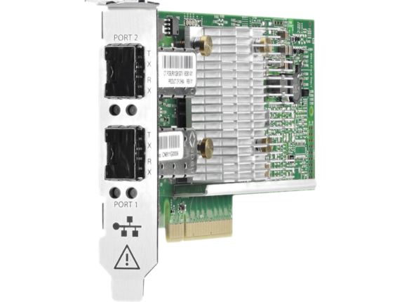 HPE Ethernet 10Gb 2-port 530SFP+ Adapter - Center