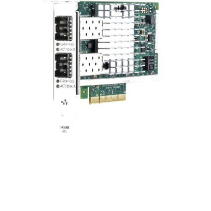 HPE Ethernet 10Gb 2-Port 560SFP+ Adapter