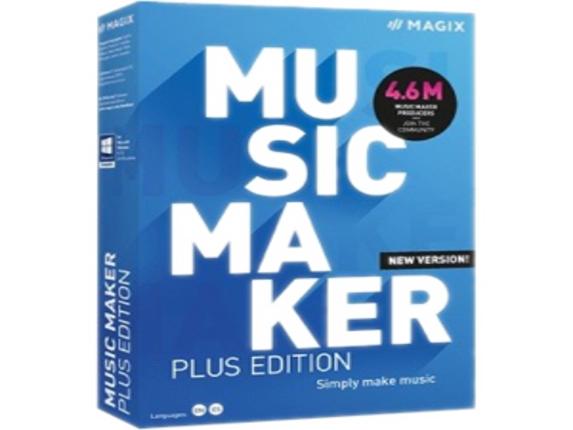 Magix Music Maker 2021 Plus Edition|ANR009944HP