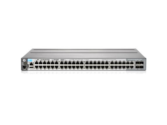 HPE 2920-48G Switch - Center