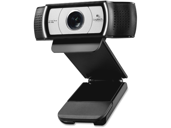 Logitech C930e Webcam - 30 fps - USB 2.0 - 1 Pack(s) - Center