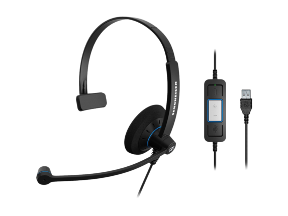 Sennheiser SC 30 USB ML Headset