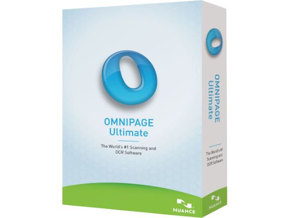 Nuance OmniPage Ultimate - Complete Product - 1 User - Standard - Center