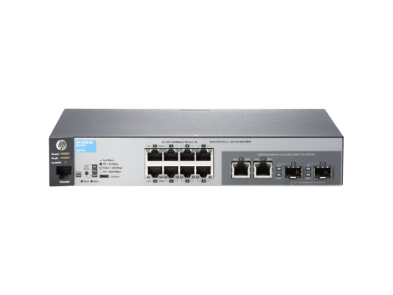 HPE 2530-8G Ethernet Switch