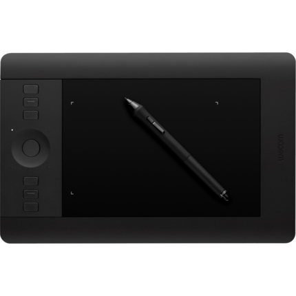 Wacom Intuos Pro PTH-451 Graphics Tablet - Center