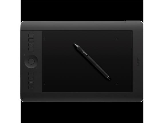 Wacom Intuos Pro PTH-651 Graphics Tablet - Center