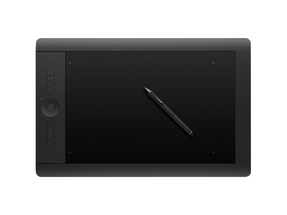 Wacom Intuos Pro Pen & Touch Large - Center