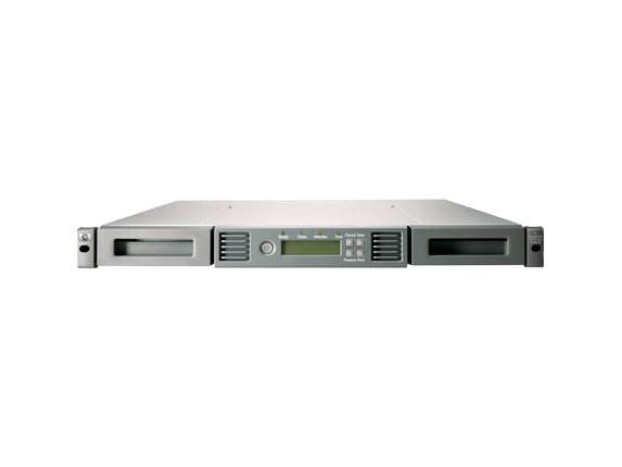HPE StoreEver 1/8 G2 LTO6 Ultrium 6250 SAS Autoloader/S-Buy
