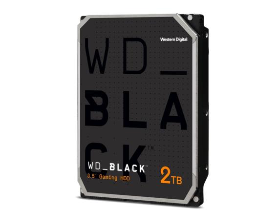 WD Black WD2003FZEX 2 TB Hard Drive - 3.5