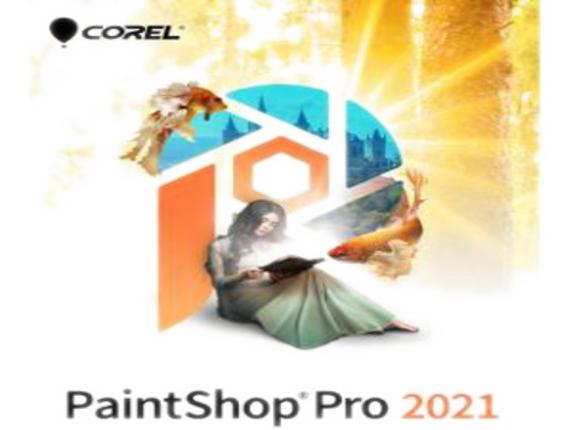 Corel PaintShop Pro 2021 - License - 1 User ESDPSP2021ML
