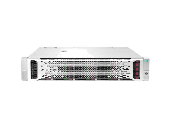 HPE D3700 Drive Enclosure Rack-mountable - Center