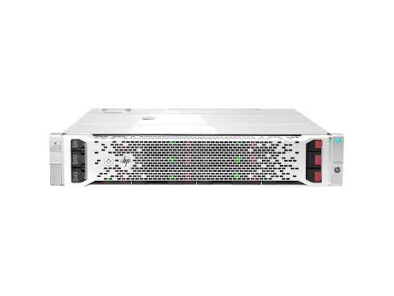 HPE D3600 Drive Enclosure Rack-mountable - Center