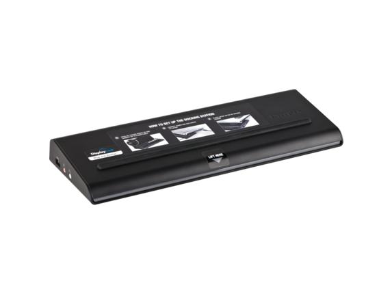 Targus Universal USB 3.0 DV2K Docking Station with Power - Center