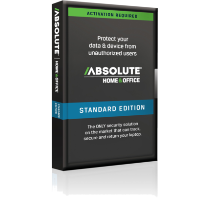 Absolute Home & Office Standard 4 Year|LJS-F-P2-48