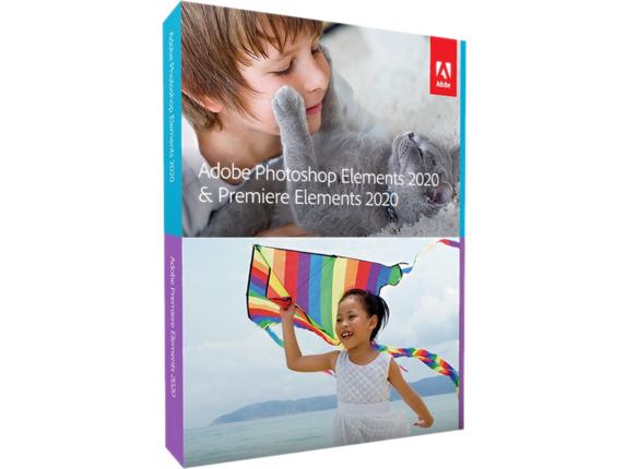 Image of Adobe Photoshop Elements 2020 & Premiere Elements 2020|65300367 Software XT5MF892CWM6VTC Adobe
