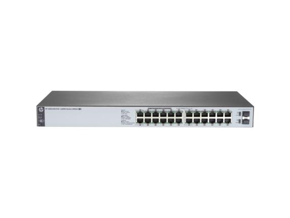 HPE 1820-24G-PPoE+ (185W) Switch