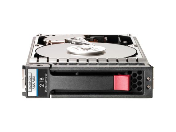 "HPE 4 TB 3.5"" Internal Hard Drive - SAS"