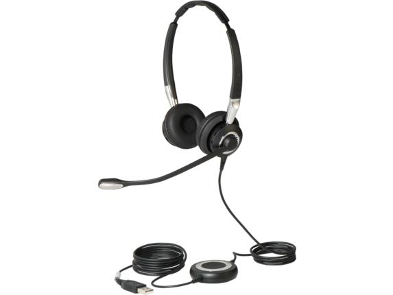Jabra BIZ 2400 II QD Headset 2409-820-205