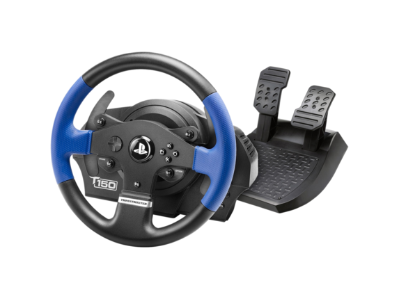 Thrustmaster T150 Officially Licensed PS4 Gaming Steering Wheel - Center