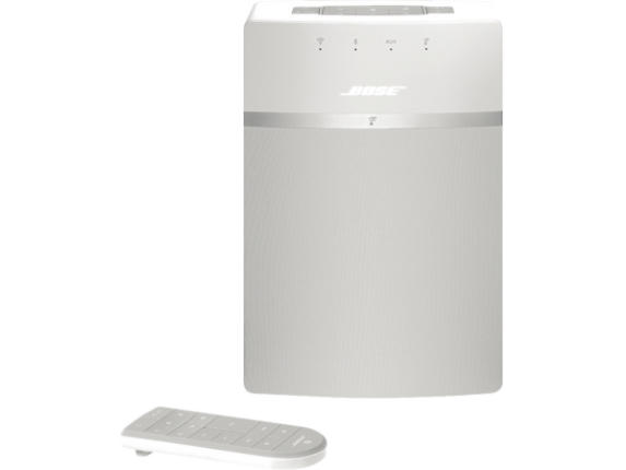 Bose SoundTouch 10 Speaker System - Wireless Speaker(s) - White - Center
