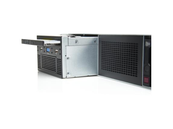 HPE DL360 Gen9 SFF DVD/USB Universal Media Bay Kit - Center