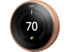 Nest Learning Thermostat - Center