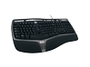 Microsoft Natural Ergonomic Keyboard 4000 - Center