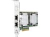 HPE Ethernet 10Gb 2-Port 530T Adapter - Center
