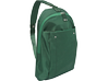 """WIB Miami City Slim Backpack for up-to 14.1"""" Notebook , Tablet, eReader - Green - Twill Polyester - Center"""