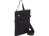 "WIB Dallas Carrying Case for up-to 7"" Tablet, eReader - Black - Twill Polyester - Center"