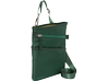 "WIB Dallas Carrying Case for up-to 7"" Tablet, eReader - Green - Twill Polyester - Center"